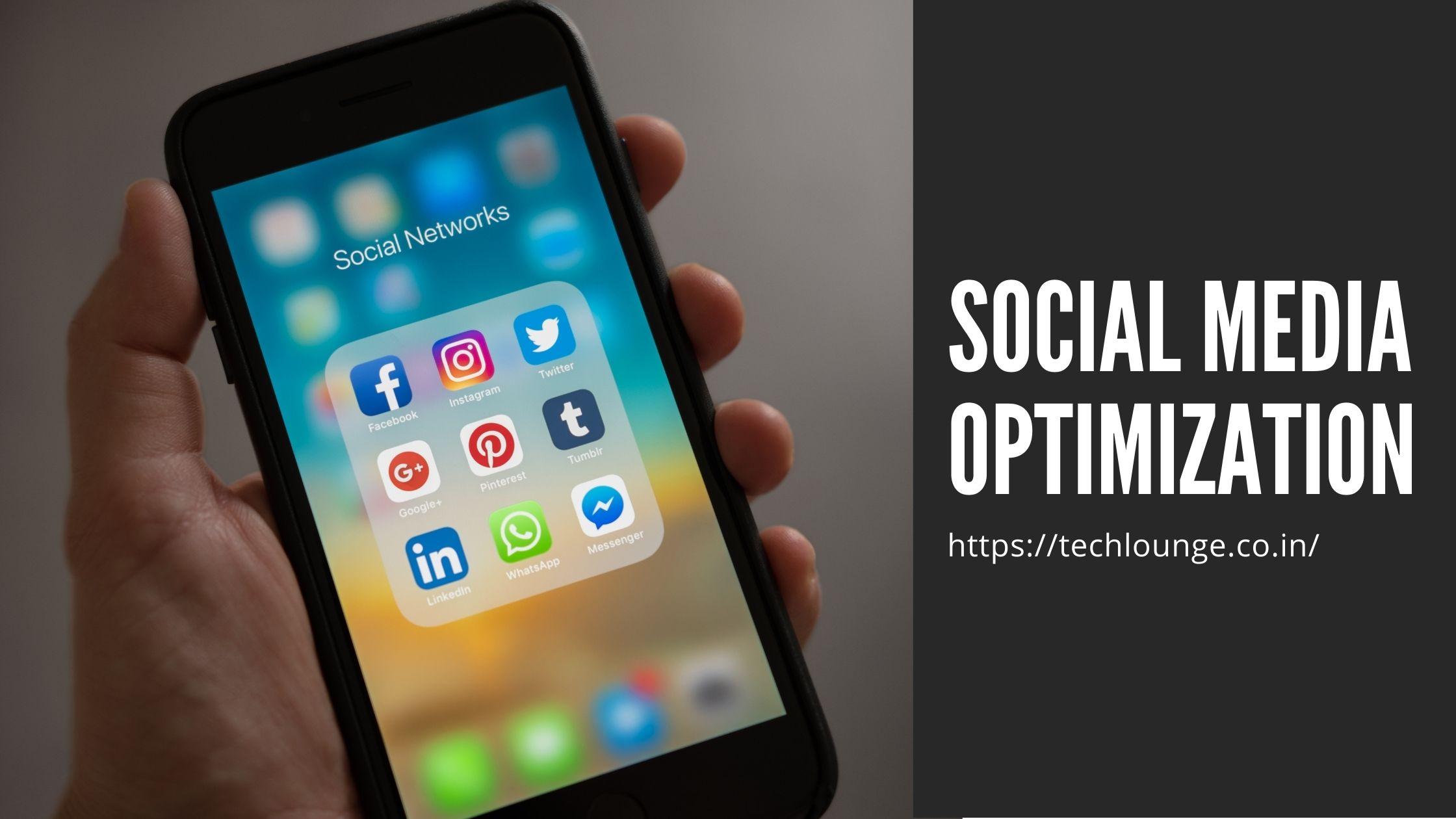 social media optimizaion